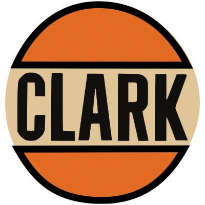 Custom clarks logo iron on transfers (Decal Sticker) No.100553