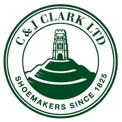 Custom clarks logo iron on transfers (Decal Sticker) No.100554