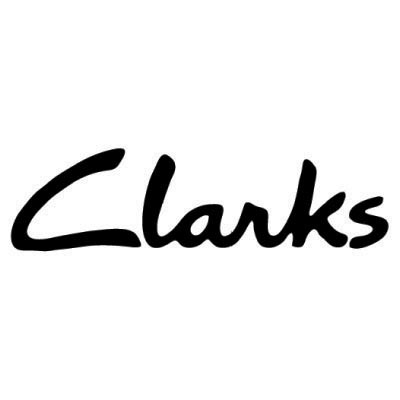 Custom clarks logo iron on transfers (Decal Sticker) No.100556