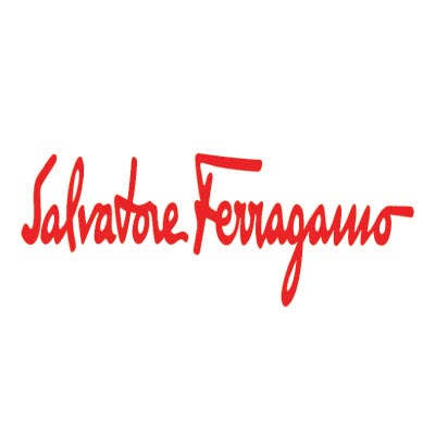 Custom ferragamo logo iron on transfers (Decal Sticker) No.100565