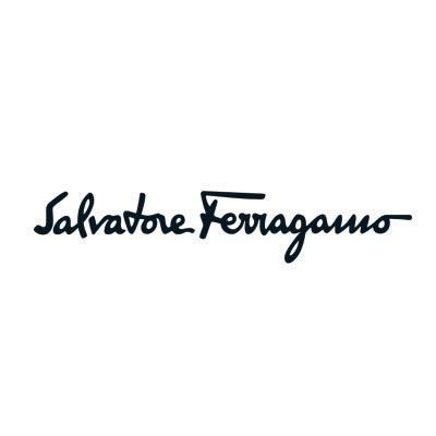 Custom ferragamo logo iron on transfers (Decal Sticker) No.100567