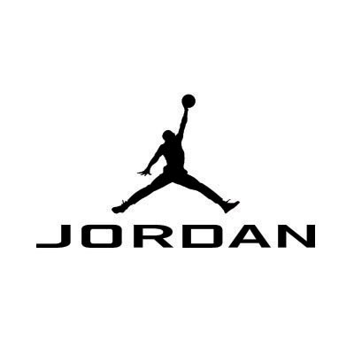 Custom jordan logo iron on transfers (Decal Sticker) No.100580