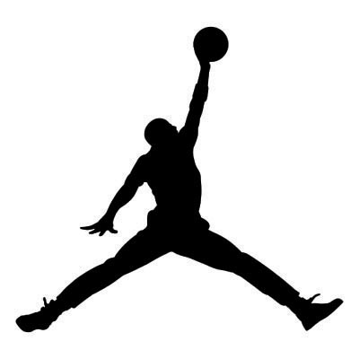 Custom jordan logo iron on transfers (Decal Sticker) No.100581
