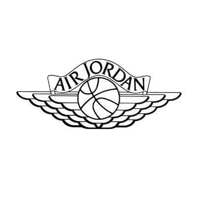 Custom jordan logo iron on transfers (Decal Sticker) No.100582