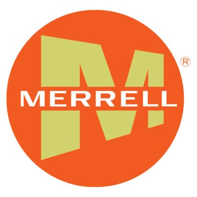 Custom merrell logo iron on transfers (Decal Sticker) No.100602