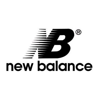 Custom new balance logo iron on transfers (Decal Sticker) No.100613