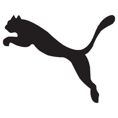 Custom puma logo iron on transfers (Decal Sticker) No.100620