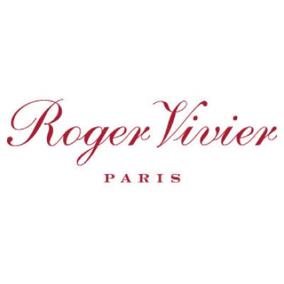 Custom roger vivier logo iron on transfers (Decal Sticker) No.100627