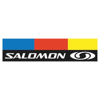 Custom salomon logo iron on transfers (Decal Sticker) No.100631