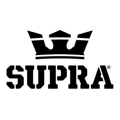 Custom supra logo iron on transfers (Decal Sticker) No.100638