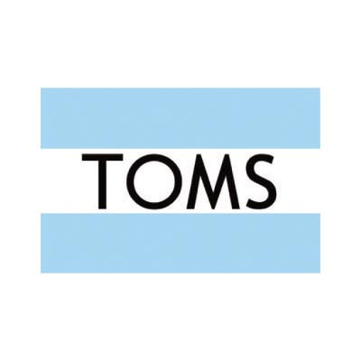 Custom toms logo iron on transfers (Decal Sticker) No.100651