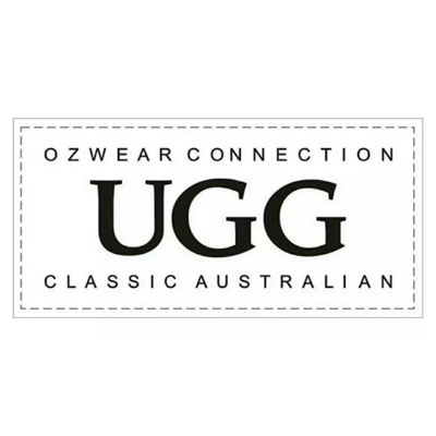 Custom ugg logo iron on transfers (Decal Sticker) No.100809