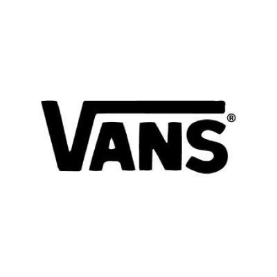 Custom vans logo iron on transfers (Decal Sticker) No.100655