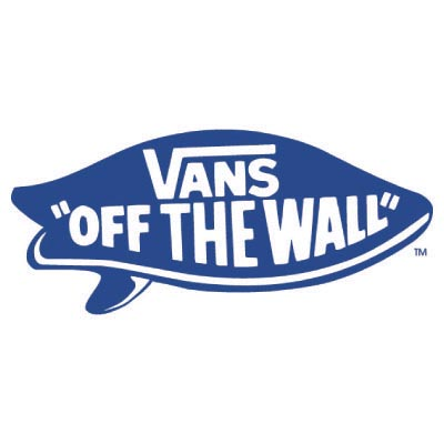 Custom vans logo iron on transfers (Decal Sticker) No.100657