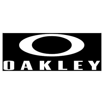 Custom oakley logo iron on transfers (Decal Sticker) No.100664