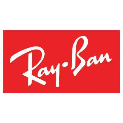 Custom rayban logo iron on transfers (Decal Sticker) No.100670