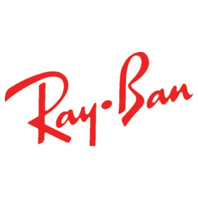 Custom rayban logo iron on transfers (Decal Sticker) No.100672