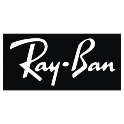 Custom rayban logo iron on transfers (Decal Sticker) No.100673