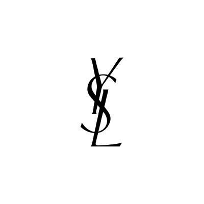 Custom yves saint laurent logo iron on transfers (Decal Sticker) No.100676