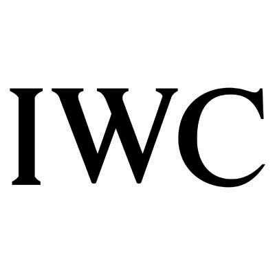 Custom iwc logo iron on transfers (Decal Sticker) No.100684