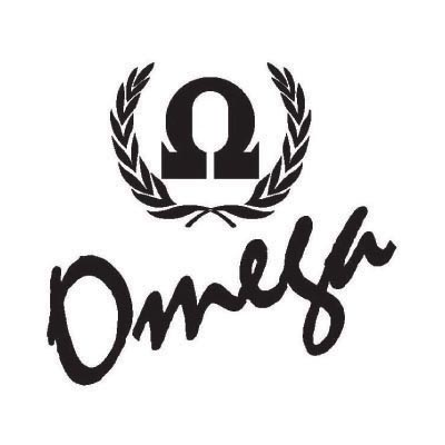 Custom omega logo iron on transfers (Decal Sticker) No.100690